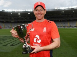 Eoin Morgan Breaks Ms Dhoni S Record In 3rd Odi Vs Ireland