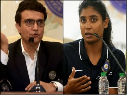Team Mithali Raj Welcome Sourav Ganguly S Announcement On Women S Ipl