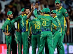 Cricket Match Had Abandoned In Pakistan After Bullets Fired By Terrorists