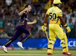 Kkr Fire Warning To Opposition Team By Posting Pat Cummins Old Fiery Spell Video