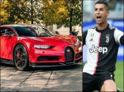 Cristiano Ronaldo Buys World S Most Expensive Bugatti Centodieci Car